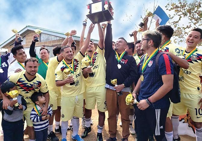 Estos son los campeones de la Real Armadillo Soccer League