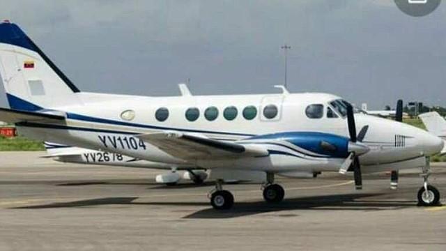 PÉRDIDA. La avioneta salió de la localidad de Guasipati (sur, limítrofe con Brasil) y estaba previsto que aterrizara en el poblado de Charallave, a 56 kilómetros de la capital venezolana.