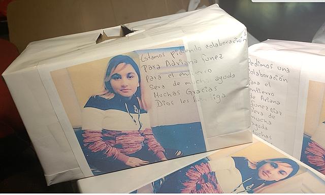 VÍCTIMA. Ariana Funes Díaz, de 14 años, fue asesinada por miembros de la MS-13 el 18 de abril en Prince George's, Maryland.   CREDITO: Milagros Meléndez para ETL.