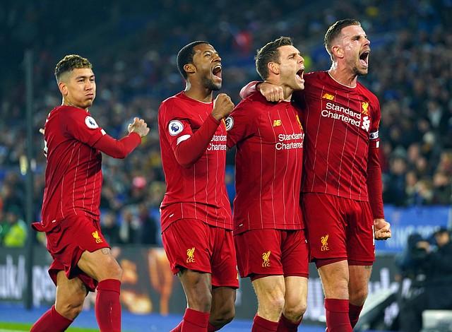 CONTUNDENTES. Liverpool es el cuadro más arrollador del momento. | Foto Efe.