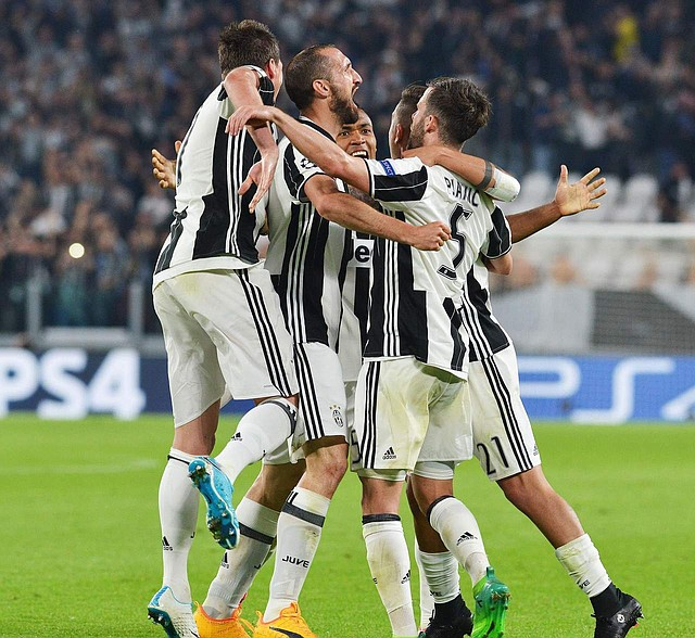 REGULARES. Juventus suma ocho títulos de liga consecutivos. | Foto: Efe.