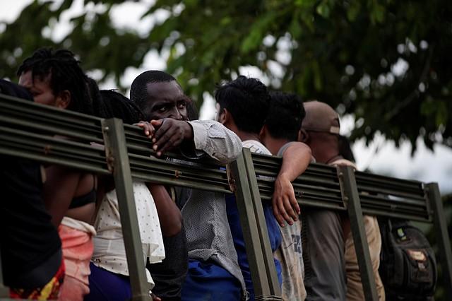 REGIÓN. Estados Unidos trabaja con países de la región para que la inmigración ilegal disminuya.   CREDITO: EFE - Bienvenido Velasco