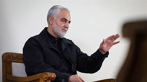 ACCIÓN. La dimensión de las multitudes en Teherán recordaban las manifestaciones de 1989 durante el funeral del fundador de la República Islámica, el ayatolá Ruhollah Jomeini.