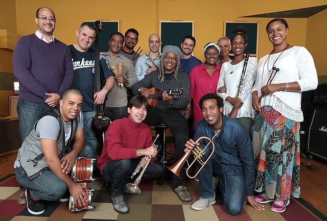 ORQUESTA. La Afro-Cuban All Stars presenta a lo mejor de la nueva generación de músicos cubanos.