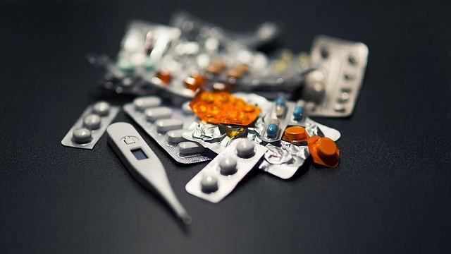 MEDICAMENTOS. Foto de referencia