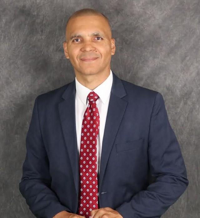 REPRESENTANTE. El dominicano Franklin García es el actual representante bajo sombra de DC en el Congreso. | CREDITO: CORT. FRANKLIN GARCÍA