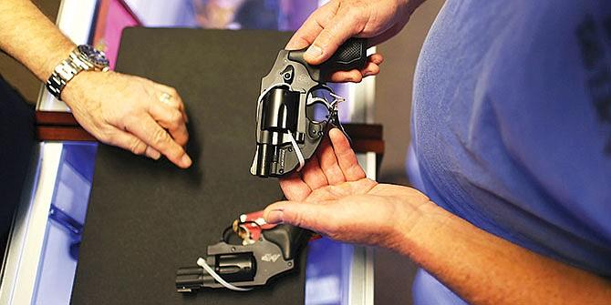 Casi cuarenta mil murieron por armas de fuego el año pasado