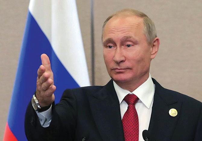 Inteligencia geopolítica rusa