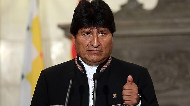 ASILO. El exmandatario actualmente se encuentra en Argentina como refugiado político.