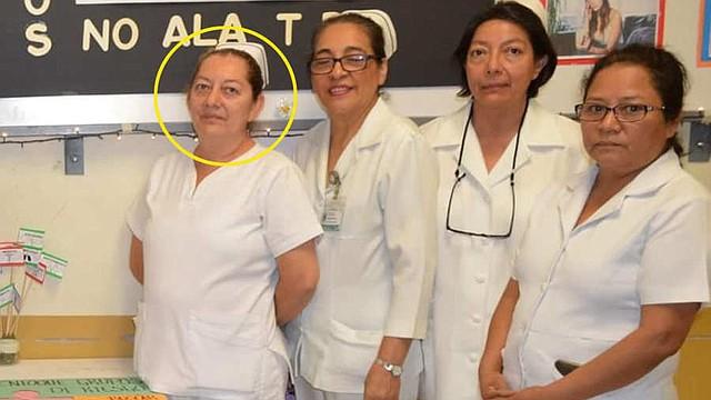 DONACIÓN. En El Salvador, Guadalupe Barrientos (izquierda) no hubiese podido ser donadora porque aún no hay una Ley de Donación y Trasplante de Órganos, Tejidos y Células Humanas. | Foto/ Cortesía