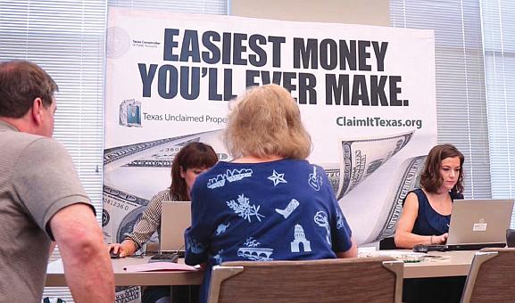 El Estado podría tener dinero que le pertenece a usted