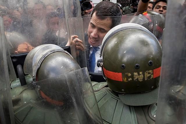 DERECHOS. Disentir y protestar en Venezuela son acciones atacadas por el régimen de Nicolás Maduro.