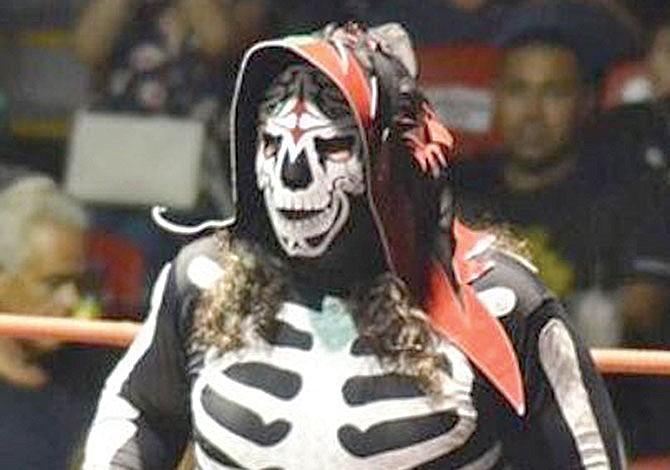 Murió ícono de la  lucha libre mexicana