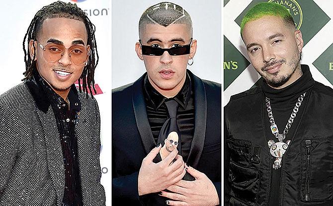 Reguetón tiene presencia en Premios iHeartRadio