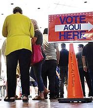 CONCIENCIA. Las autoridades del Travis County Tax Office invocan a la población a valorar la importancia de ejercer su derecho al voto, un acto cívico que refuerza nuestro sistema democrático.