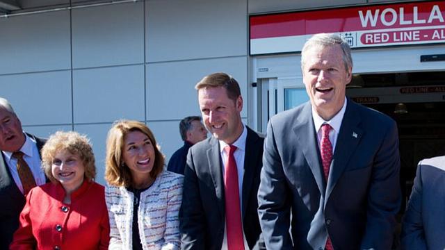LOCAL. En la MBTA el gobierno de Baker financió un programa de actualización de $8 mil millones