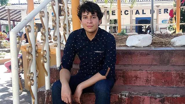 EL SALVADOR. Miguel Ángel Aguilar Ramos se graduará en mayo próximo como licenciado en Química y Biología del Instituto Tecnológico de Massachusetts, en donde ha demostrado excelente desempeño académico