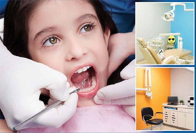 Póngale atención a la salud dental de sus hijos