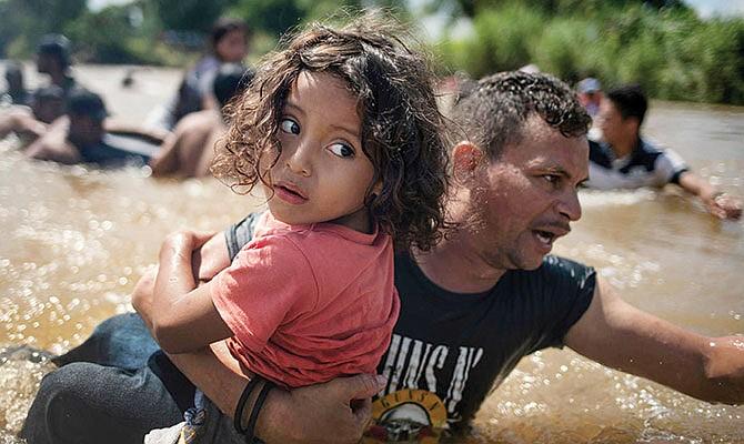 El año más mortífero para los inmigrantes