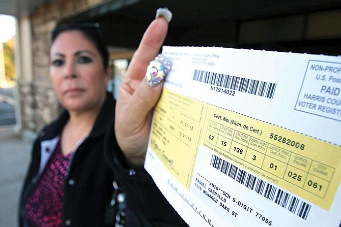 Regístrese para votar en las primarias texanas