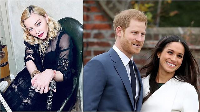 La reina del pop envió un mensaje a la pareja a través de un video en sus redes sociales en el que les sugiere que no se muden definitivamente a Canadá