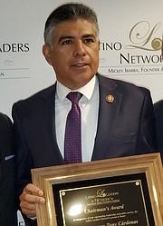 VOTO. El congresista Antonio (Tony) Cárdenas está convencido de que solo el voto masivo de los hispanos le negará la reelección a Donald Trump. | FOTO: Latino Leaders Network