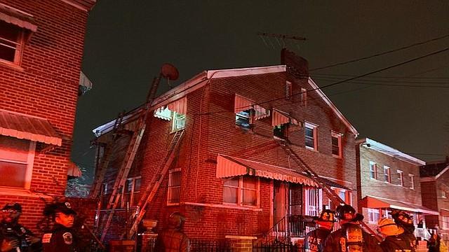 SINIESTRO. La causa de las llamas no ha sido determinada por las autoridades. | Foto: Twitter @dcfireems.