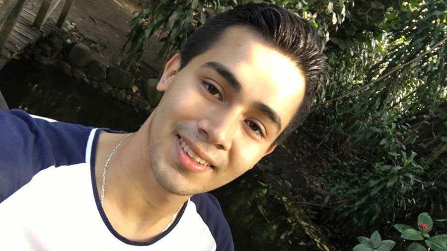 Rodrigo, el joven que murió en el desierto de Texas tras huir de las pandillas