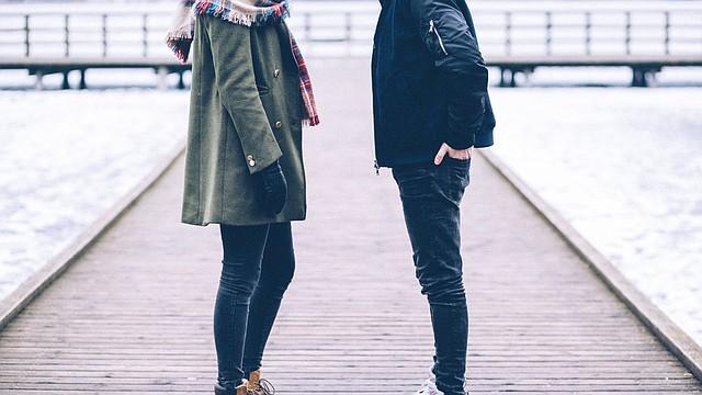"""PAREJAS. """"Día del amante"""", que se festeja cada 13 de febrero como una antítesis del """"Día de San Valentín"""""""