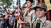 Boys Scouts en quiebra.