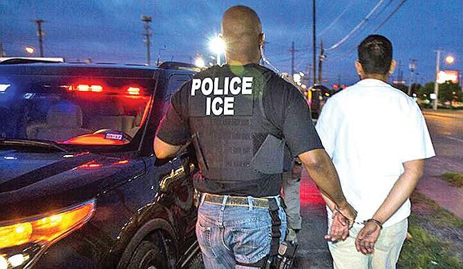 EN 'CIUDADES-SANTUARIO': ICE acusa poca cooperación de autoridades locales