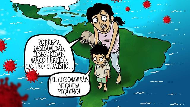 Latinoamérica y el coronavirus
