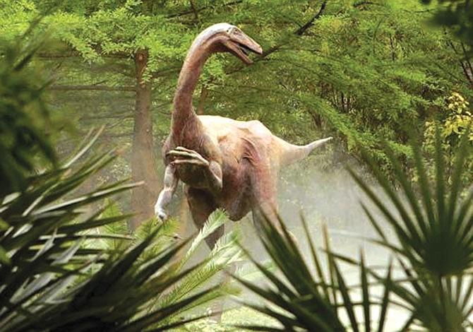 Festival de dinosaurios