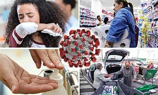 IMPORTANTE. Si se trata de hacer compras en esta crisis sanitaria, los especialistas recomiendan toallitas húmedas desinfectantes y artículos de limpieza para el baño y la casa. Todos debemos mantenernos limpios para que el coronavirus no se propague y volvamos a la normalidad pronto.