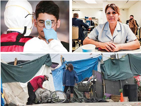 Pandemia Covid-19 golpeará duramente a la población