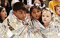 Más de mil niños en riesgo de contagio.