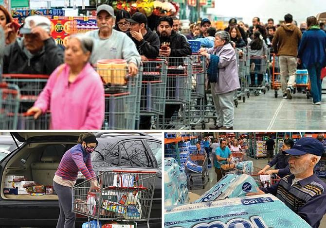¿Por qué la vorágine de las compras excesivas en momentos de crisis?