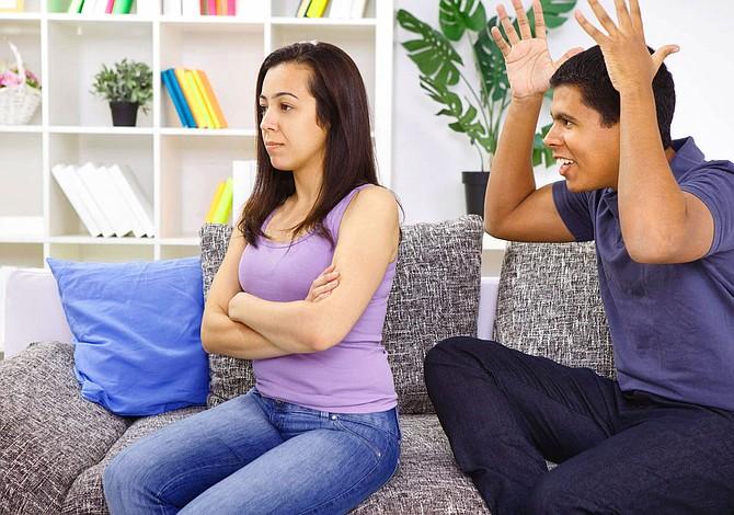 Encierro domiciliario acaba con el amor de las parejas