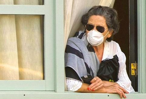 CDC vigila el cumplimiento del aislamiento en casa