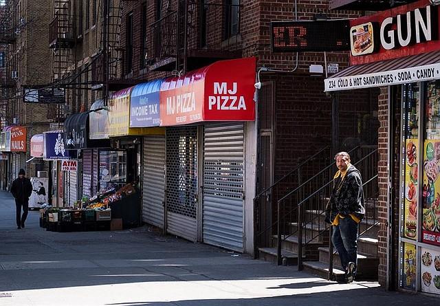SALUD. La ciudad de Nueva York todavía se considera el epicentro del brote de coronavirus en los Estados Unidos. | Foto: Efe/Justin Lane.