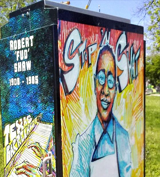 Murales en Austin