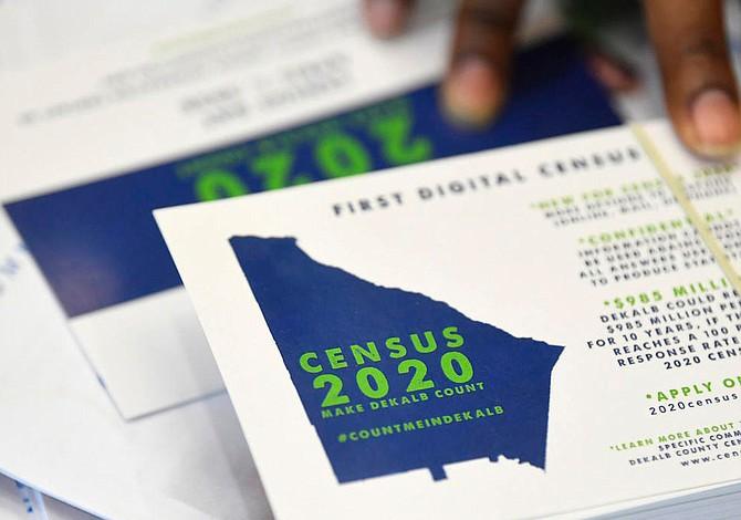 No olvide contestar  las preguntas del Censo