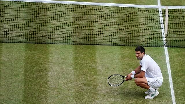 RECONOCIDO. Novak Djokovic se coronó en 2019/EFE