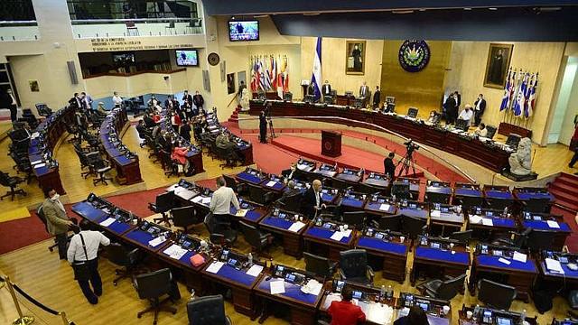 EL SALVADOR. Asamblea Legislativa