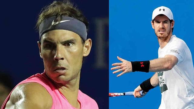 DEPORTES. Los tenistas Andy Murray, Rafael Nadal e incluso Karolina Pliskova, medirán su talento en una justa de tenis virtual con un fin solidario