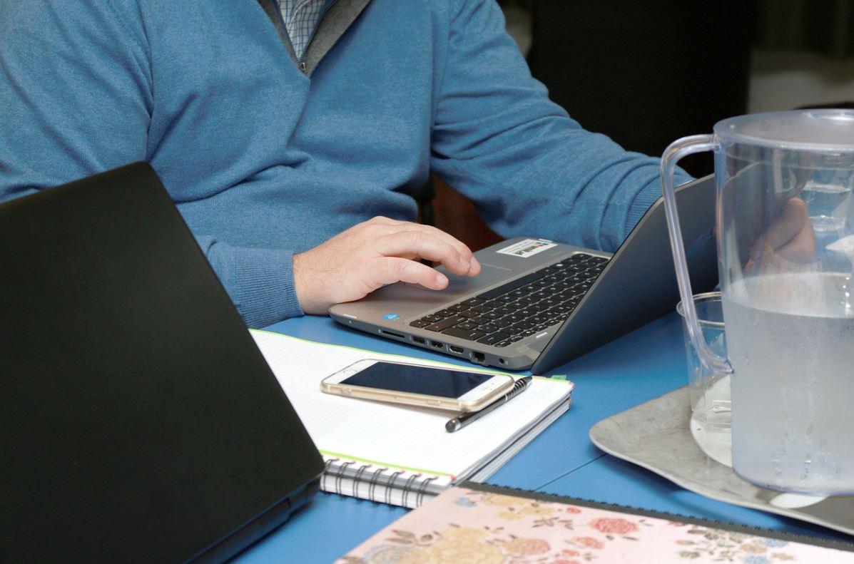 EMPLEO. El Teletrabajo ya es una opción para las empresas debido a la pandemia. | Foto: Pixabay.