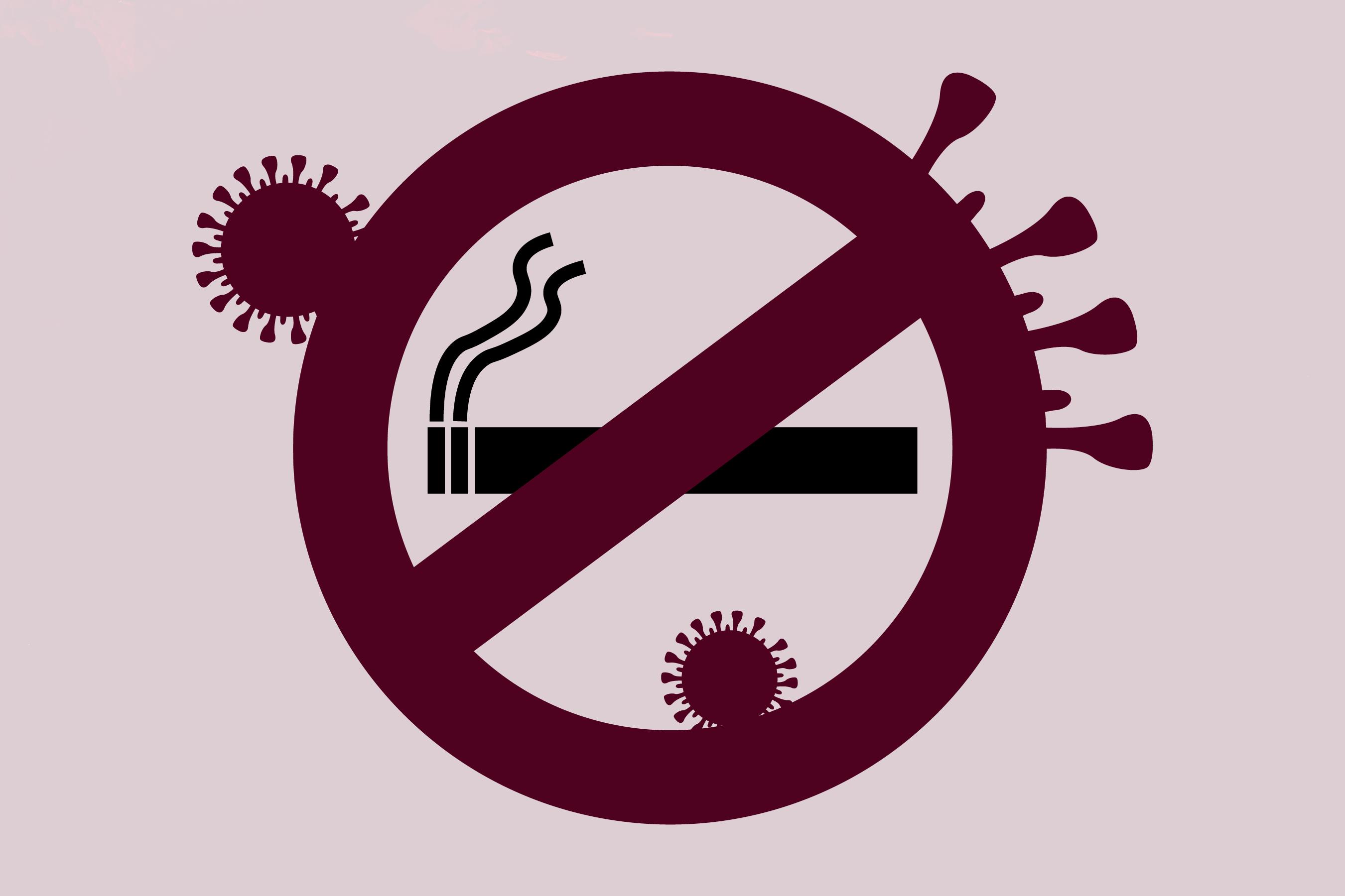 SALUD. Los primeros estudios sugieren que los fumadores que desarrollan COVID-19 tienen 14 veces más probabilidades que los no fumadores de necesitar cuidado intensivo