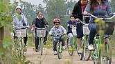 NECESARIO. El uso de la bicicleta podría convertirse en una alternativa segura para trasladarse al trabajo o para realizar diferentes diligencias mientras uno se mantiene activo y saludable. La idea es viable.