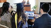 AGRIDULCE. Miles de estudiantes se preparan para decir adiós a las aulas del ACC. Las circunstancias obligan a que las graduaciones tengan celebraciones virtuales.