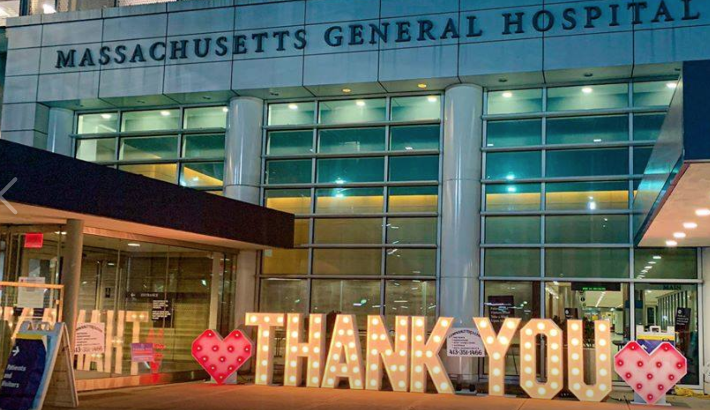 LOCAL. Massachusetts General Hospital